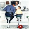 Norman Rockwell Runaway Puzzle
