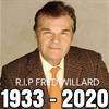 R I P Fred Willard Puzzle