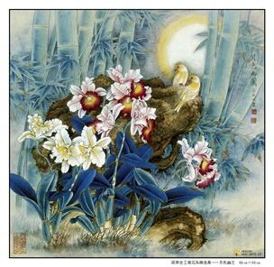 Liang YanSheng Chinese Art Painting