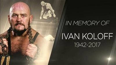 R I P Ivan Koloff