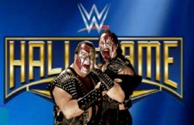 WWE DEMOLITION HOF