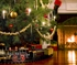 Choo Choo Train Under Christmas Tree Puzzle