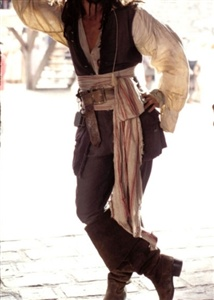 """""""you are without doubt the worst pirate I have ever heard of"""" ...   """"Ahh, but you HAVE heard of me""""!"""