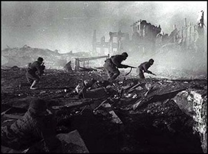 The Battle of Stalingrad took place between 23 Aug 1942 and 2 Feb 1943. Defeat of the inferior Romanian and Italian forces protecting the flanks of the German 6th Army caused the Germans to be surrounded inside the city. Weakened from starvation, cold and persistent Soviet attacks, the eventual surrender was swift to come. Name the German General who surrendered to the Soviets on Jan 31 1943?