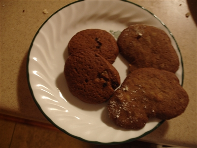Ultra Thin Gingersnaps Sweet or Spicy Recipe
