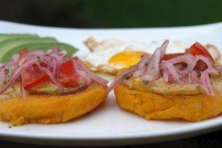Potato and Cheese Patties Recipe