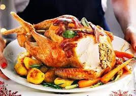 Family recipe for turkey on the braai.