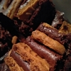 Spiced Biscuit Brownies Recipe