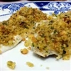 Oven Baked Fish with Bread Crumbs Peixe frito com migas Recipe