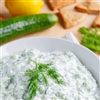 Tzatziki Sauce (Greek Cucumber Salad)