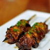 Chicken Liver Skeewers With Infused in Japanese Sauce Recipe