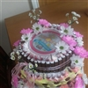 Two Layer Celebration Cake