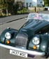 a birthday treat - an afternoon's run in my friend's beautiful Morgan! Sep 2012