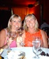Me on the right dining with a good friend holidaying with me