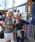 Fuengirola market with friend Unni Easter 2013