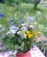 The natural flower bouquet lets welcome all who viewed my profile