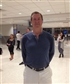 At San Diego California Airport returning from a few days in the UK.