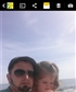 My daughter and I at Harkness park Waterford ct