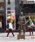 Grafton Street Dublin IrelandJuly 2014right after I took this picture the statue moved YIKES