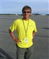 This is me in a role of a ramp agent while working as a student in USA This was the best job of my life which I adored and w