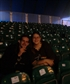 Post gig at Roger Waters with an old Floyd friend