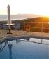 Sunrise over Kissamos Bay