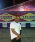 Having fun n Coney Island amusement park