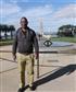 Me on a tour of Kings Park Perth WA