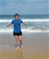 at the beach in Warrnambool