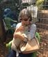 Taken April 22 2016 Timber Wolf pup6 weeks old How Sweet Safari Edventure
