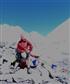 At Everest base camp 2015