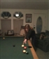 Told be ready to play a good game of pool One of my favorite pastimes