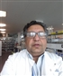 Me  at work in my laboratory