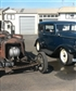 Couple of my old cars 30 Ford and 32 Ford my favorite car of all time ....