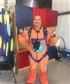 Yes I look like a terd!! Lol during training for skydiving.. I had to wear their goofy gear but hey.. Got me safely to ground over 15x's??