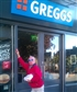 The Greggs Tour of UK.