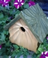 My birdhouse carving