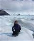Hiked Perito Moreno Glacier in Argentina, Dec 2016