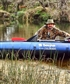 Me in Argentina (Entre Rios, 2012) with my beloved kayak.