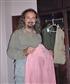Me in a small hotel in Brazil (Rio Grande do Sul, 2005)