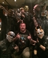 Joined these guys on their tour bus. Mushroomhead rocks!