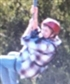Zip lining in Pigeon Forge Ready to go again higher longer this time