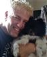 Me and my beautiful dog Rocky