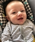 The love of my life. My grandson Noah. 3 months old.