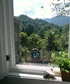From my Kitchen Window view of the Smoky Mountains