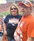 Broncos with my friend