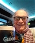 First Guinness in Ireland, Durty Nelly's, Bunratty, June 2018
