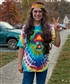 Me as a hippie for halloween