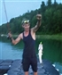 first fish i caught used no lures just listened to my elders an got one