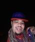 At the Mardi gras